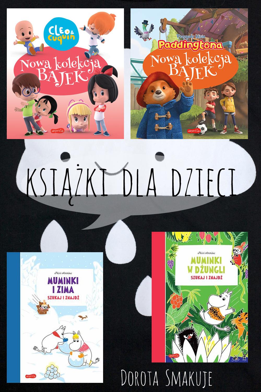 Książki na Dzień Dziecka dla przedszkolaków