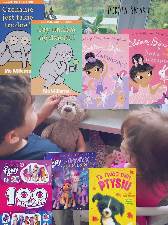 Dzień przedszkolaka - propozycje książek